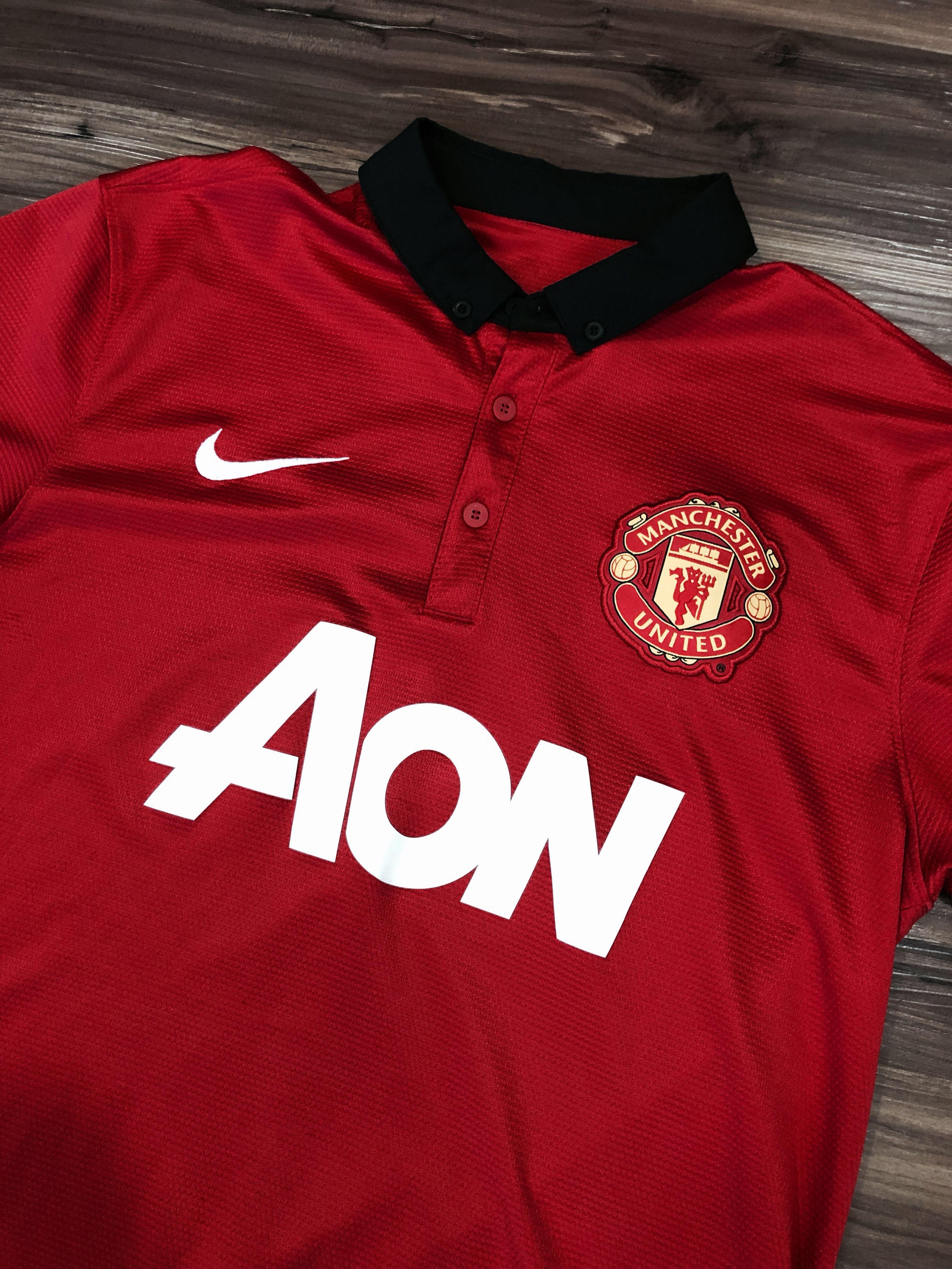5207147cf6c Man United Shirt 2013 14 | Top Mode Depot