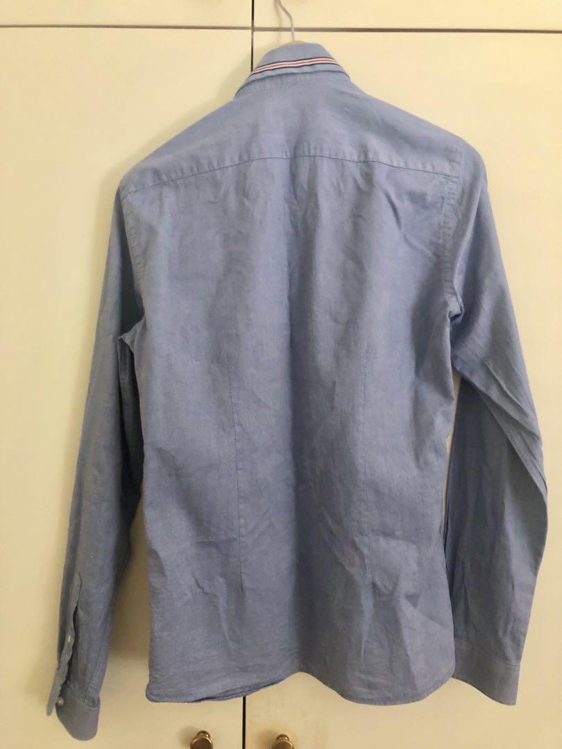 Men's Zara Slim Fit Shirt
