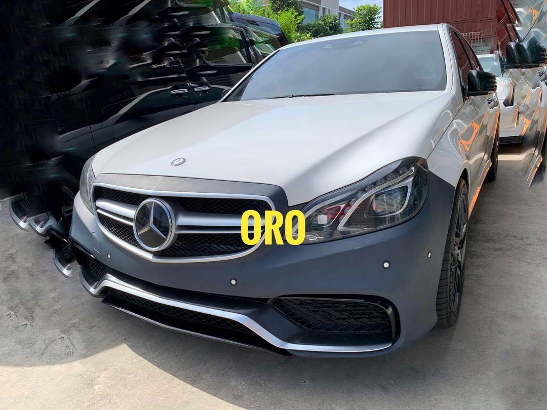 Mercedes W212 E63 AMG Bodykit(Full PP Material)