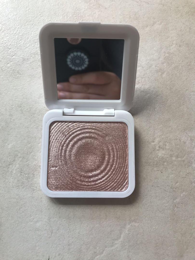 MODELS OWN Sculpt & Glow Highlighting Powder - 01 Golden Sand