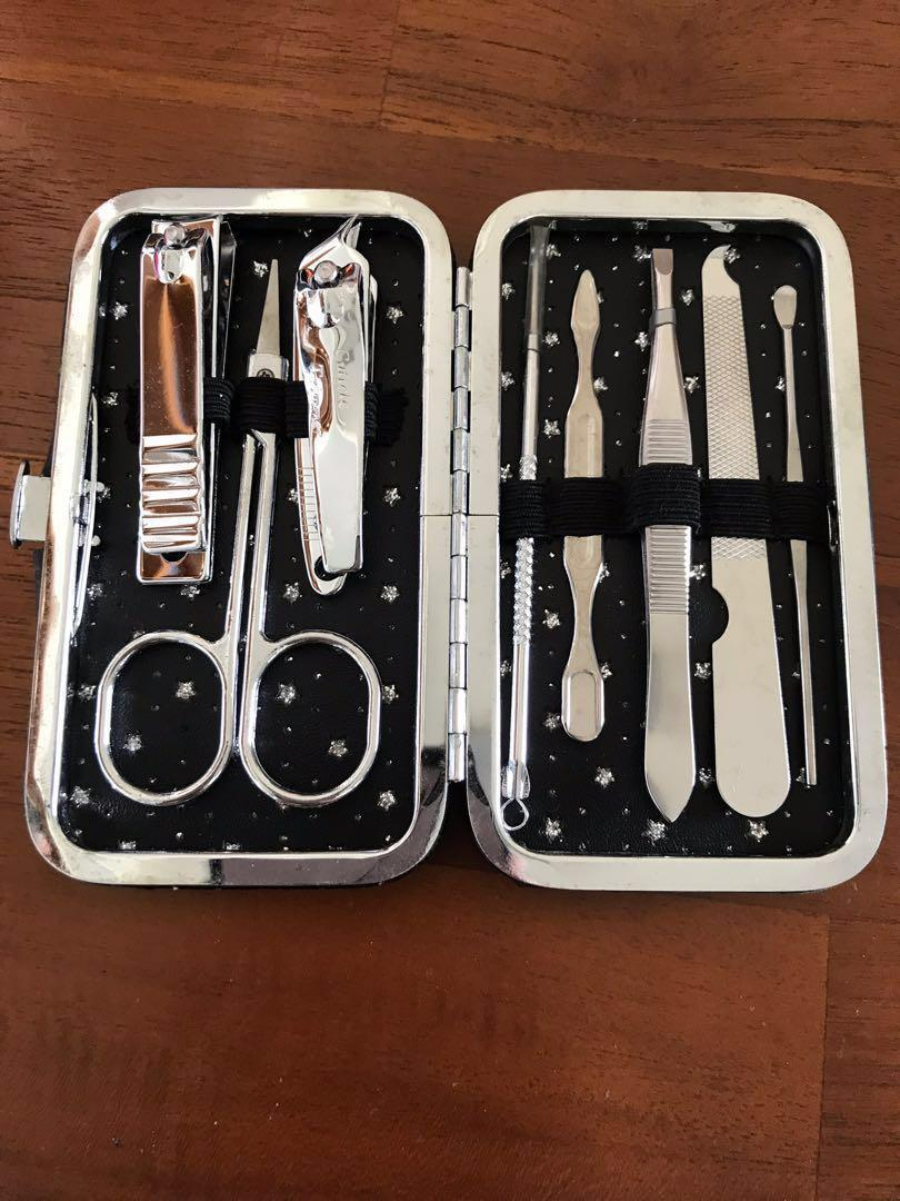 Nail care dressing tools and accessories