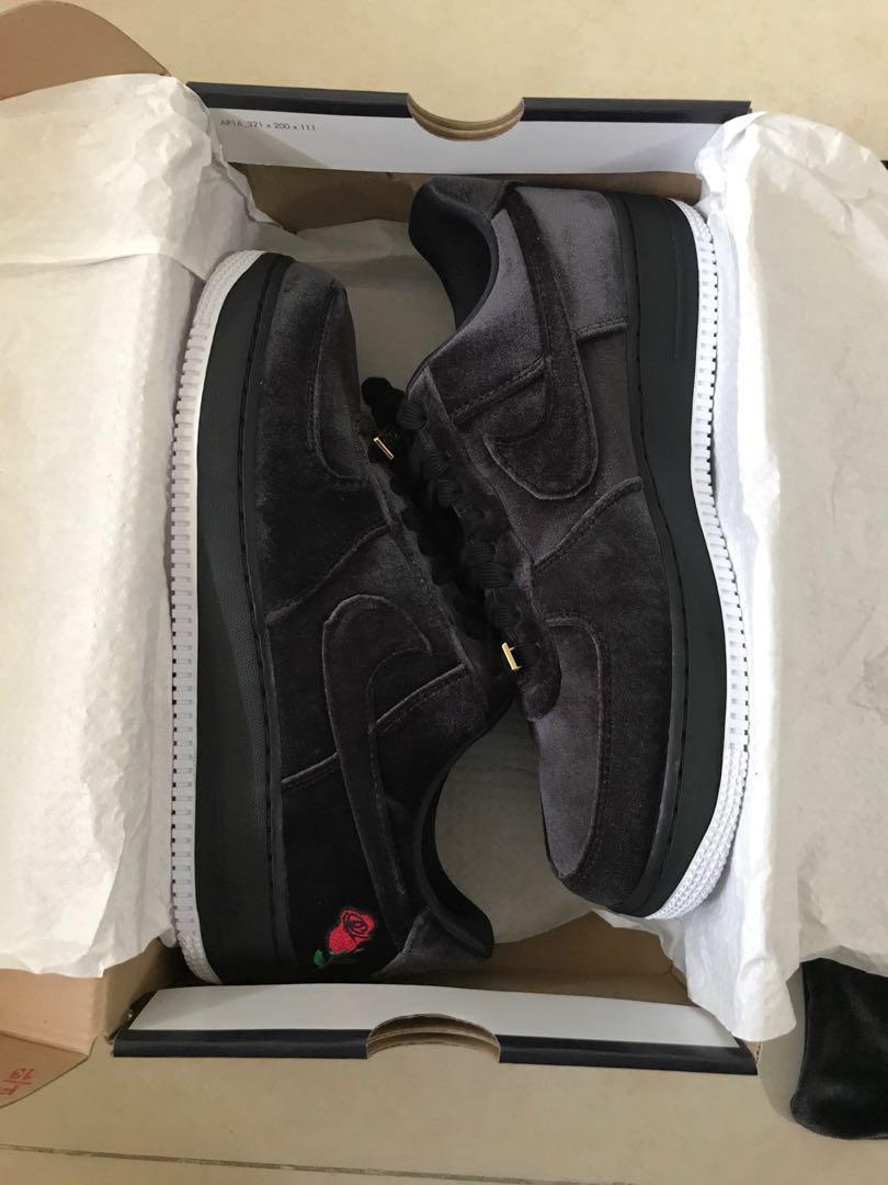 sports shoes 23d71 c2e31 Nike Air Force 1  07 QS - Satin Velvet Rose - REPRICED, Men s ...