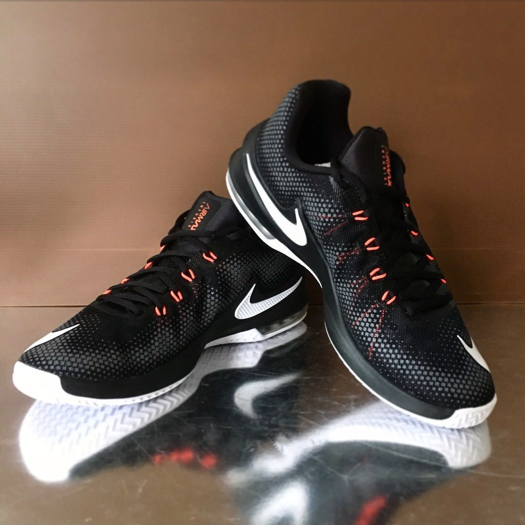 a661bd928e5a2 Nike Air Max Infuriate Low #1111, Men's Fashion, Footwear, Sneakers ...
