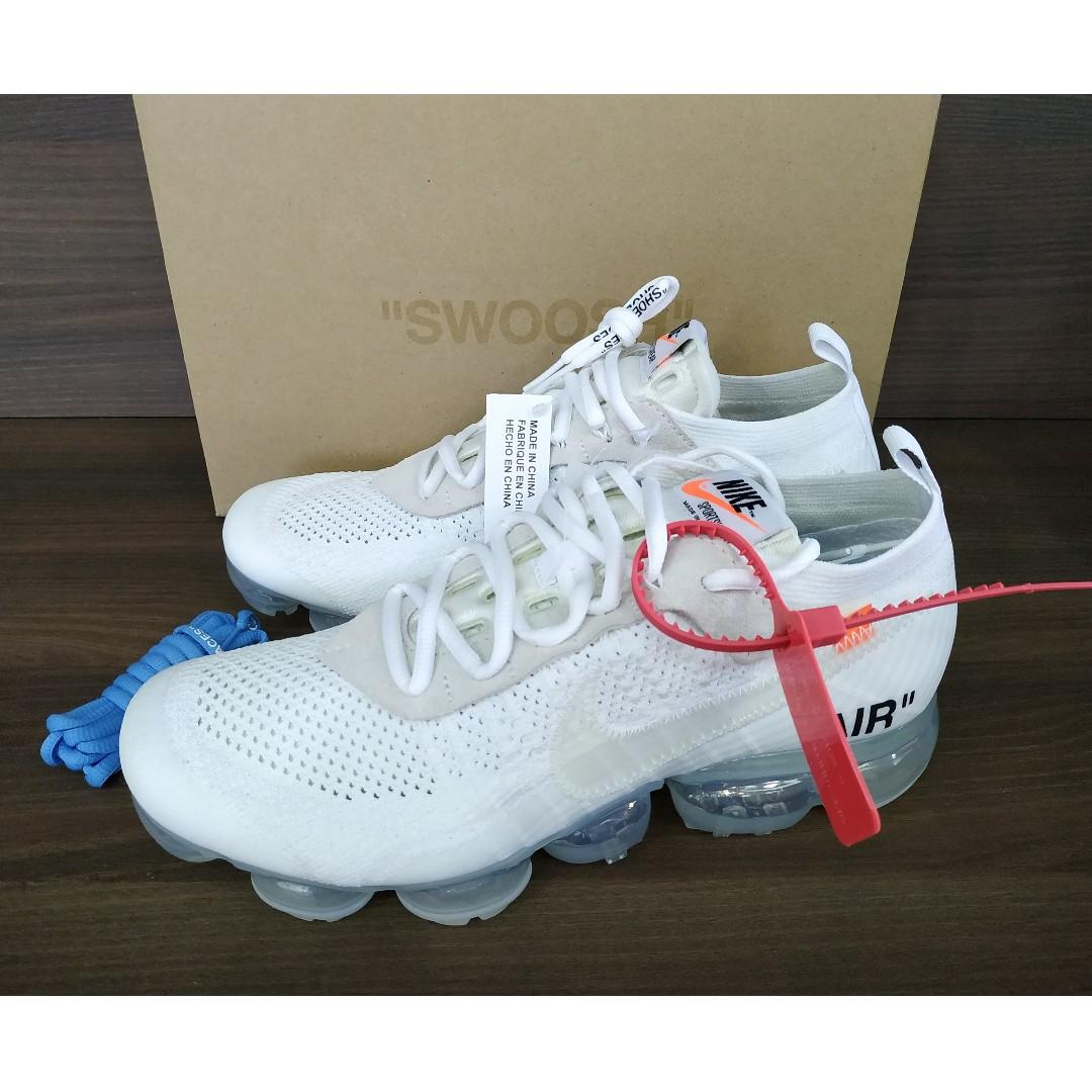 d35392b3e66 Nike X Off-White Vapormax White