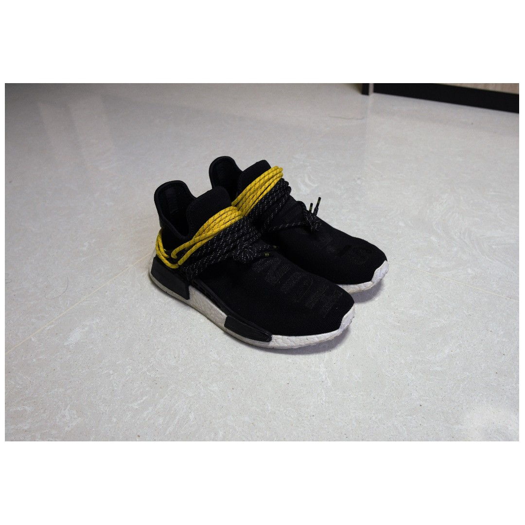 sale retailer dcdfb 72c58 [Urgent] OG Pharrell x NMD Human Race 'Black'