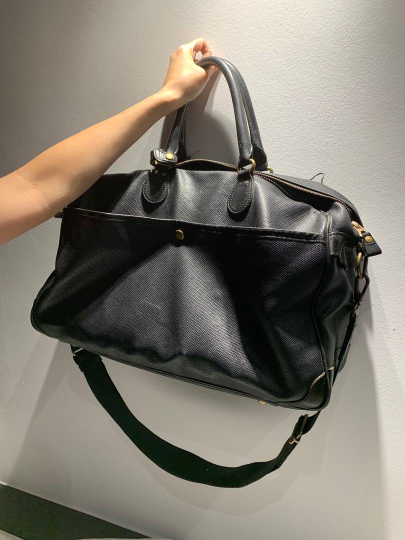 3fa88c1c845c Porter Yoshida Kabban Japan Luxury Weekender Bag