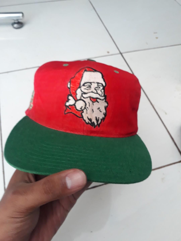 372b884dd Snapback vintage captain santa blockhead
