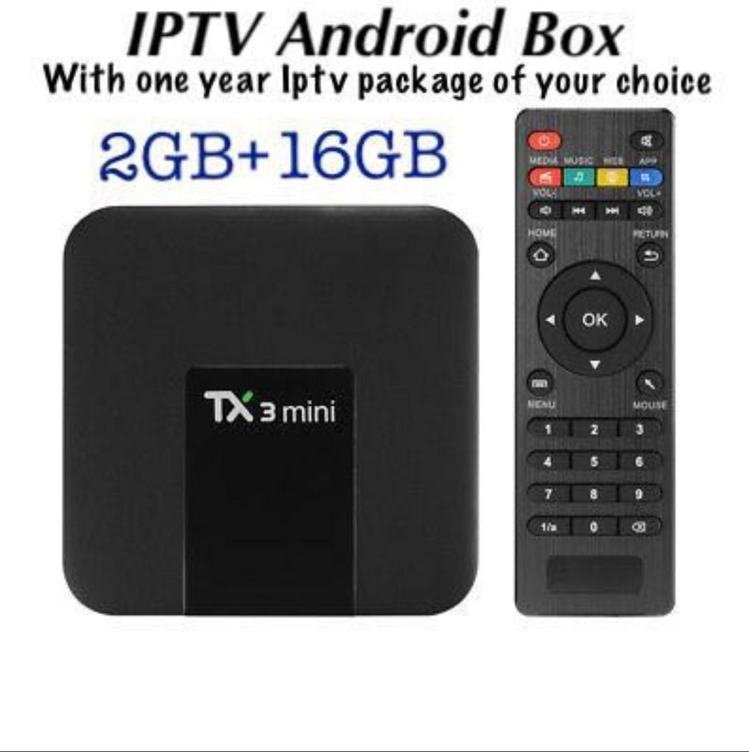Tx3 mini android tv box , tv box IPTV box , Offer ! Life