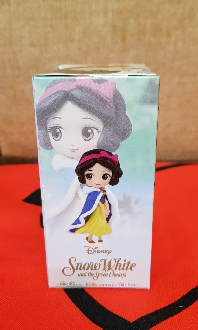 Very New!!** Q posket Petit - Disney Characters - Winter