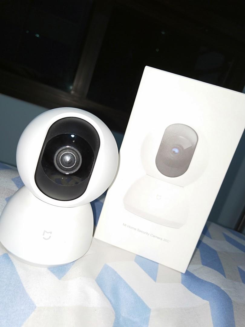 Wireless IP Camera Mi Home Security Camera 360°