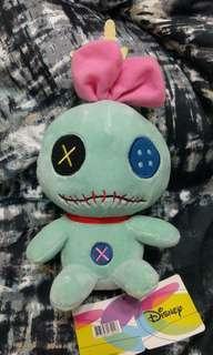 🚚 史迪奇 巫毒娃娃 全新 正版授權 迪士尼