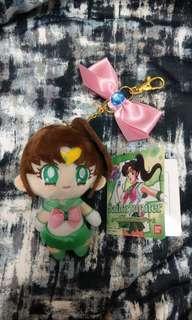 🚚 美少女戰士 木野真琴 木星 吊飾 全新