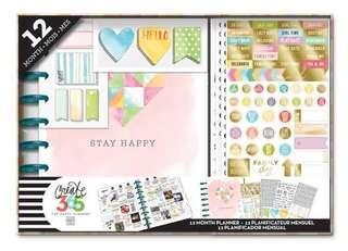 Happy Planner Box Kit- Stay Happy