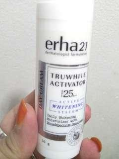 ERHA 21 TRUWHITE ACTIVATOR DAY CREAM