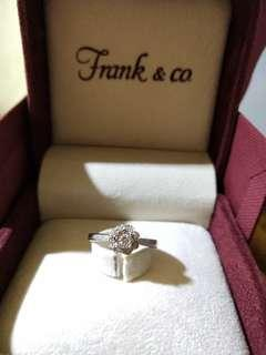 Frank and Co Diamond Rings