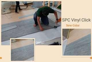 SPC Vinyl Click