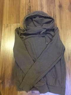 H&M Brown Hoodie Jacket for Men REPRICED