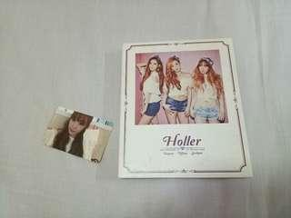 Girl Generation TTS Album (Holler)