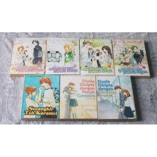 Komik Collection in Malay vers. Part 4