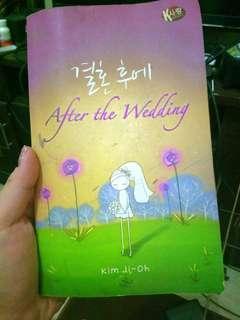 Novel korea terjemahan