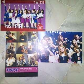 [WTS] Unofficial Twice Posters