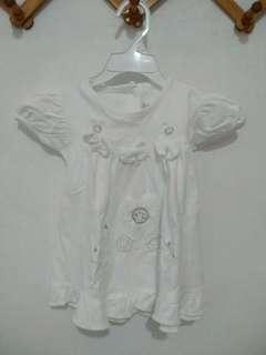 White dress 🌻