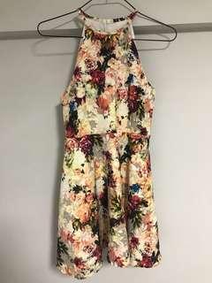 TEM Floral Dress
