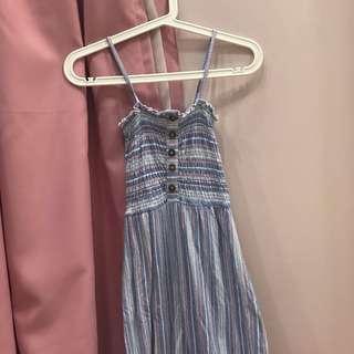Topshop pastel dress