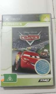 XBOX Disney Pixar Cars