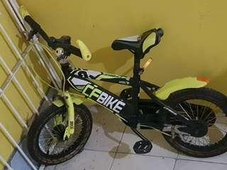 Mountain bike for kids