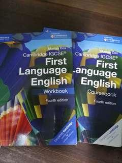 Cambridge First Language English Fourth Edition