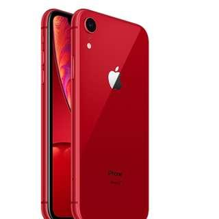 IPHONE XR 64GB BNIB