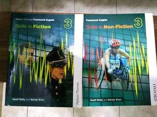 Skills in Fiction/ Non-Fiction