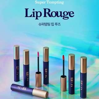 [PO] VT X BTS SUPER TEMPTING LIP ROUGE