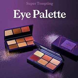 [PO] VT X BTS SUPER TEMPTING EYE PALETTE