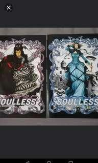 [CLEARANCE] Soulless English Manga vol 1&2