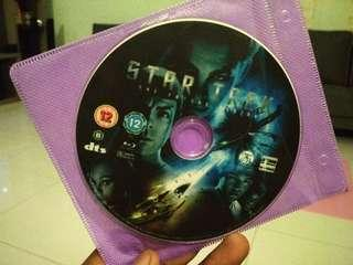 Star trek bluray blu-ray