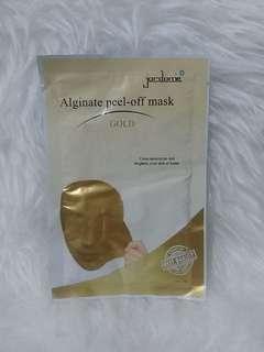 Masker emas / alginate peel off masj