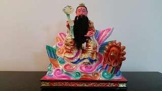 普化天尊 Taoist god