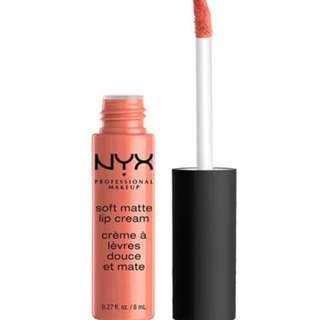 🚚 NYX: Soft Matte Lipstick