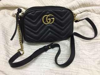 Gucci Marmont Sling Bag (Small)