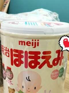 🚚 現貨明治奶粉🇯🇵日本境內一階1歲800g