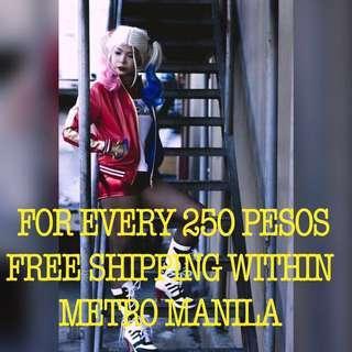 FREE SHIPPING!!!