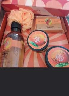 💖THE BODYSHOP MANGO COLLECTION💖