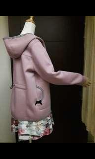 🚚 正韓氣質粉色外套500降價了