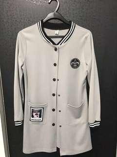 Long Jacket Top