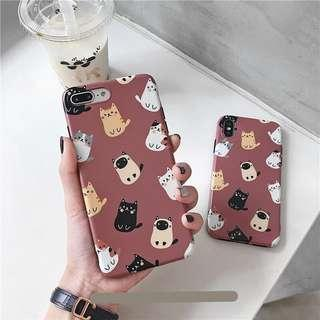 iPhone 6+ kitty soft case