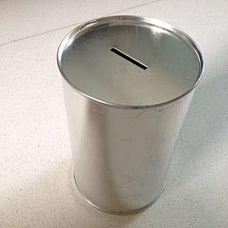[sale] Metal Can Coin Box