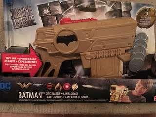 Batman Disc Blaster