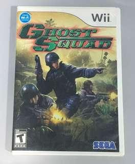 Ghost Squad wii game
